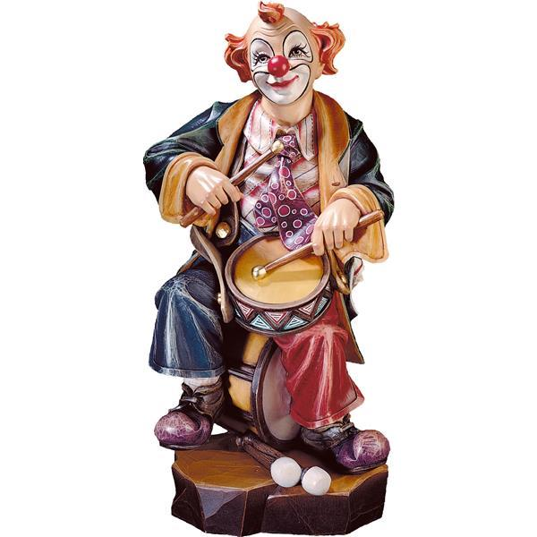 Clown Trommler