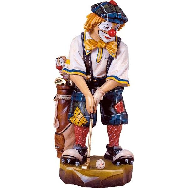 Clown Golfer