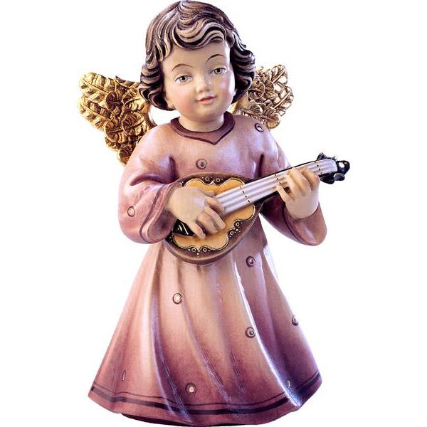 Sissi - angel with mandolin