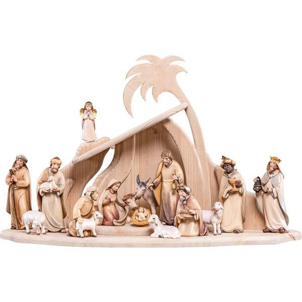 Nativity-set Artis 17 pieces