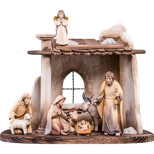 Nativity-set Artis 9 pieces