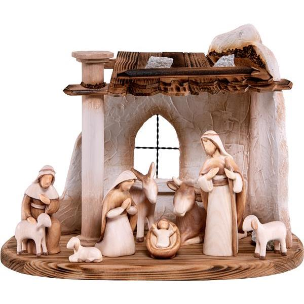 Nativity-set Fides 10 pieces